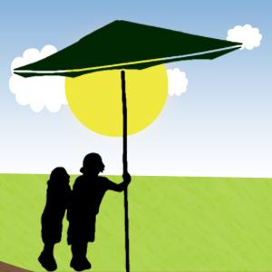 Under the Green Umbrella